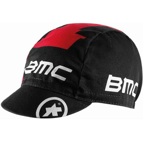 assos BMC Summercap Hovedbeklædning rød/sort